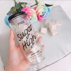 BNIB Victoria's Secret PINK exfoliating soap cubes
